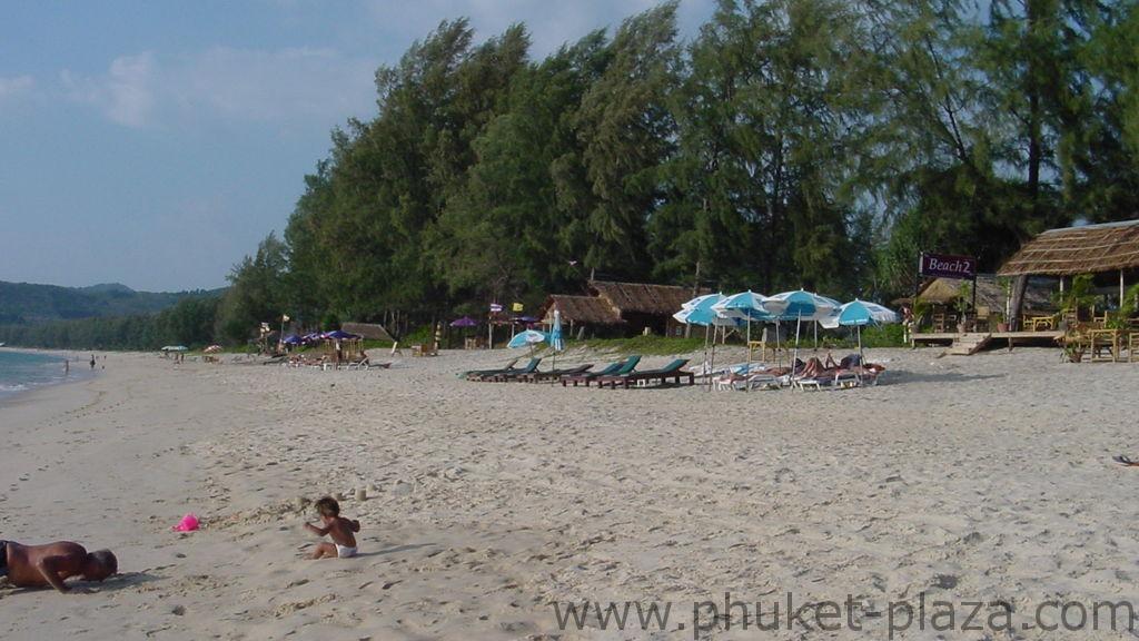 phuket photos beaches bang thao beach
