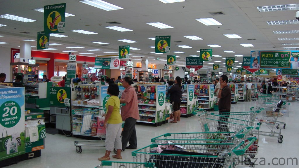 Tesco Lotus Phuket Shopping Phuket Thailand