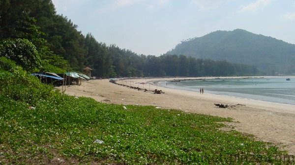 phuket photos beaches nai yang beach