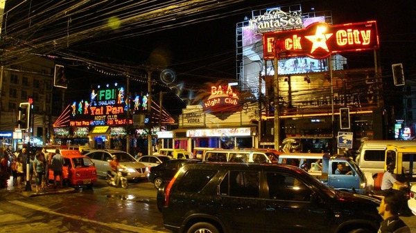 phuket photos nightlife patong pub