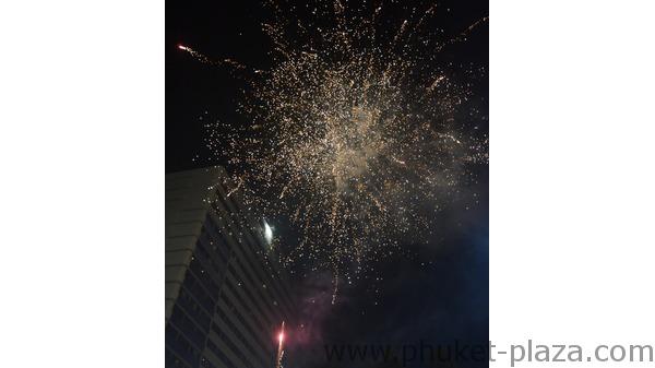 phuket photos daylife phuket town fireworks